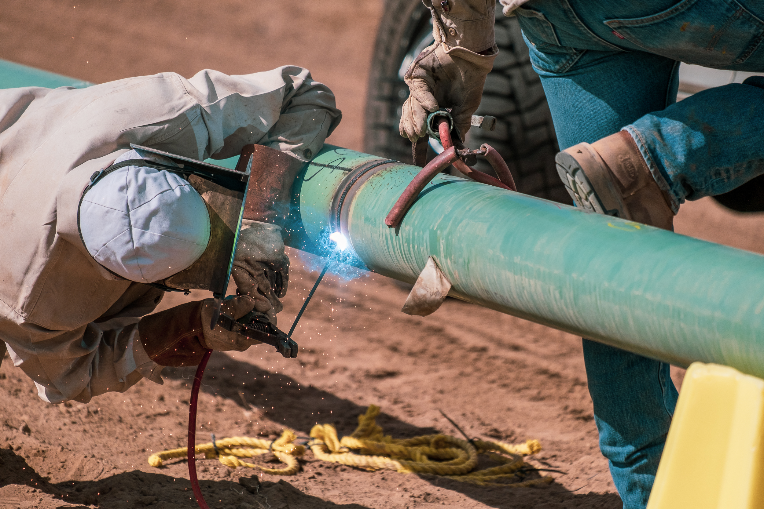 Wy Pipeline 116